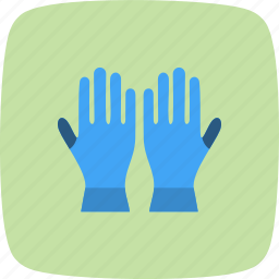 construction, gloves, work, working gloves icon
