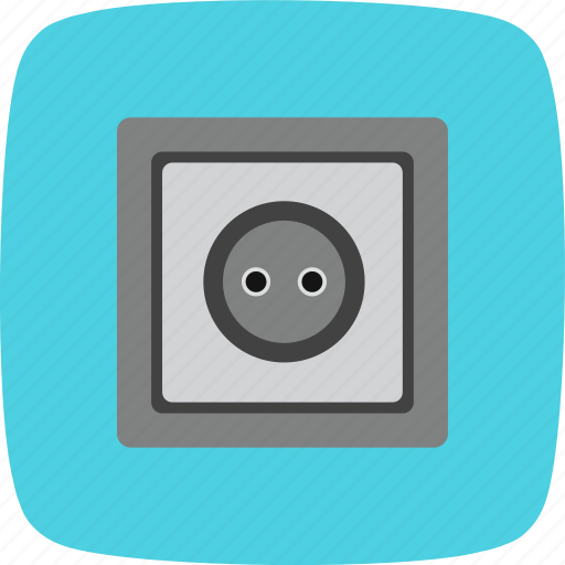 electric, plug, power, socket icon