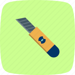 cutter, cutting, tool icon