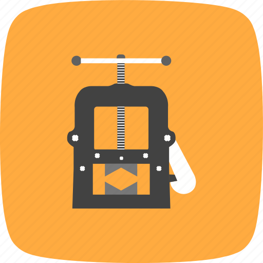 bench, tool, vise icon