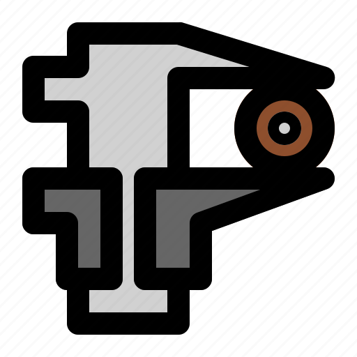 Construction, industrial, industry, project, site, work, wrench icon - Download on Iconfinder