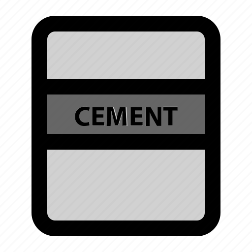 Cement, construction, industrial, industry, project, site, work icon - Download on Iconfinder