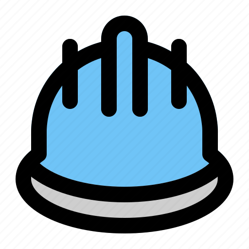 Construction, helmet, industrial, industry, project, site, work icon - Download on Iconfinder