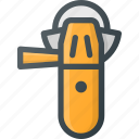 construction, grinder, industry, polisher, tool, tools icon