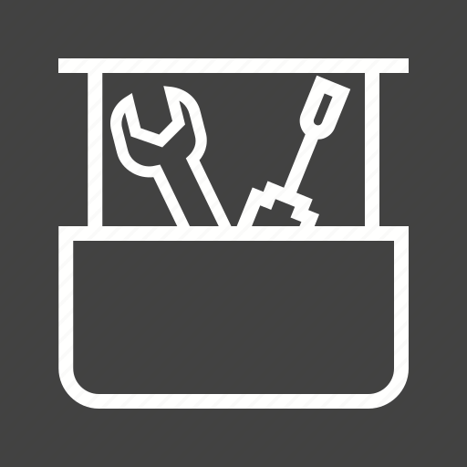 bolt, construction, equipment, nut, tool box, tool kit, tools icon