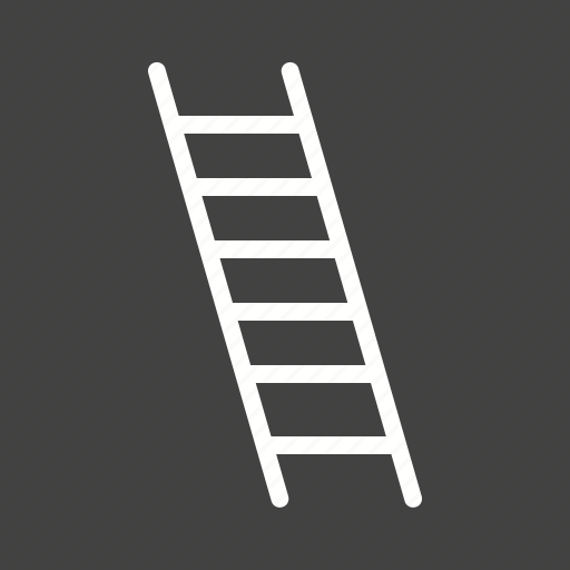 Building, construction, height, high, ladder, stairs, work icon - Download on Iconfinder