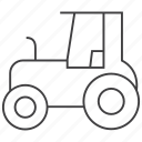 tractor, agriculture, farming