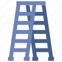 ladder, staircase, stairs, steps icon