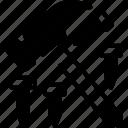 hammer, hammer-and-nail, hardware, nail, tool icon