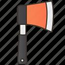 axes, cut, lumber, timber, wood