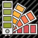 chart, color, paint, pantone, shade