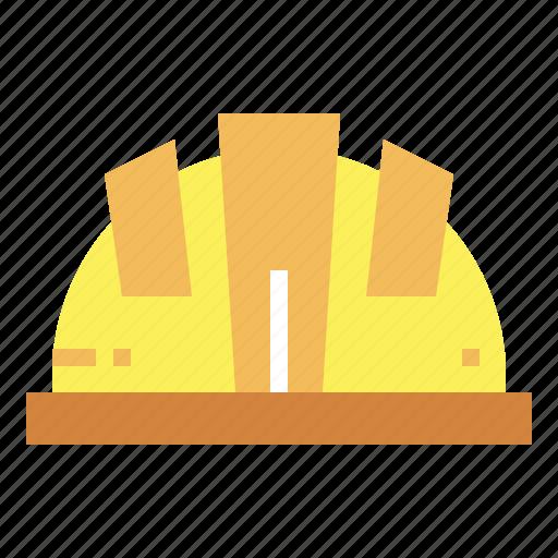 construction, helmet, safe, security icon