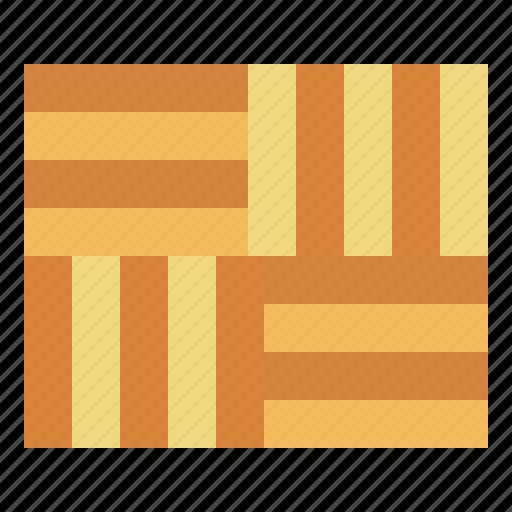 floor, parquet, pattern, wood icon
