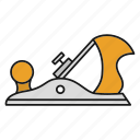 chisel, equipment, instrument, power chisel, repair, tool icon