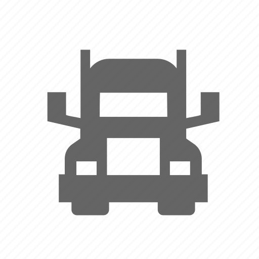 delivery, road, transportation, truck, van, vehicle, waggon icon