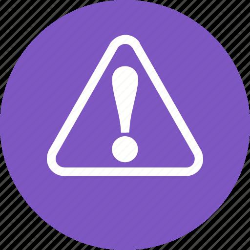 Alert, caution, danger, sign, sign board, warn, warning icon - Download on Iconfinder