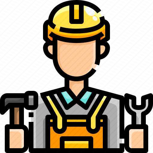 Avatar, engineer, job, occupation, people, profession, worker icon - Download on Iconfinder