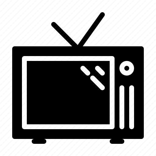 devices, electric, electronic, equipment, hardware, television icon