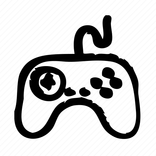 devices, electric, electronic, equipment, gamepad, hardware, wire icon