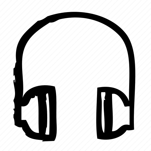 closed, devices, electric, electronic, equipment, hardware, headphones icon