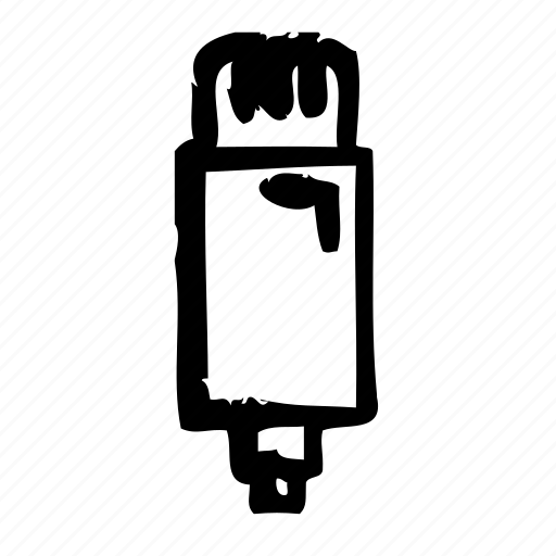 devices, electric, electronic, equipment, hardware, lightning icon