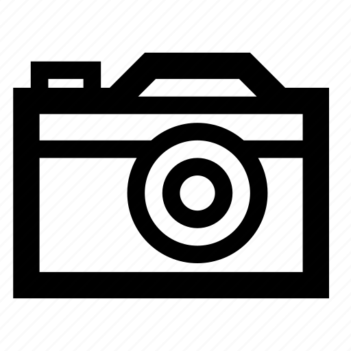camera, image, media, old, photo, photography, picture icon