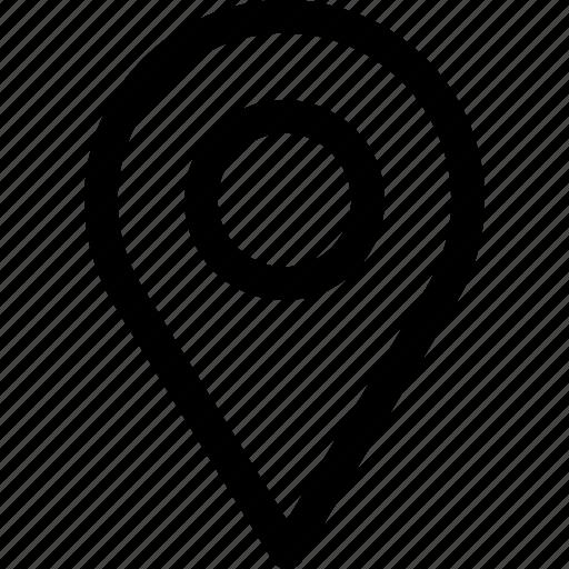 gps, latitude, location, longitude, map, placeholder icon