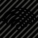 conection, signal, wifi, wireless icon