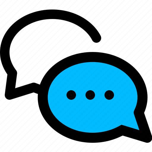bubble, chat, chatting, conversation icon