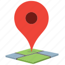 address, location, map, map marker icon