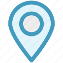 direction, location, map, map pin, pin, web icon
