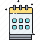 appointment, booking, calendar, event icon