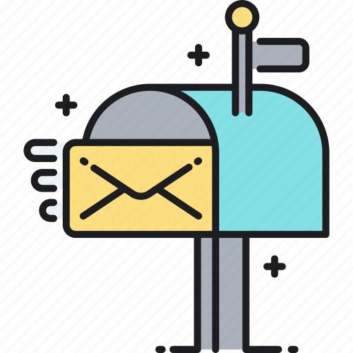 Email, letter, mail, mailbox icon - Download on Iconfinder