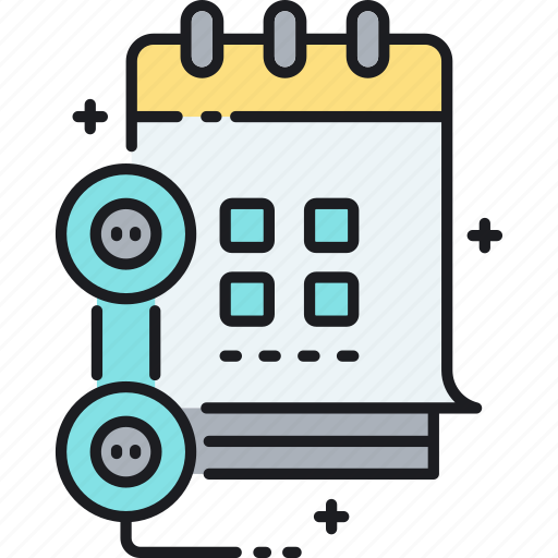 Appointment, booking, calendar, event, schedule icon - Download on Iconfinder