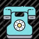 phone, telephone, vintage