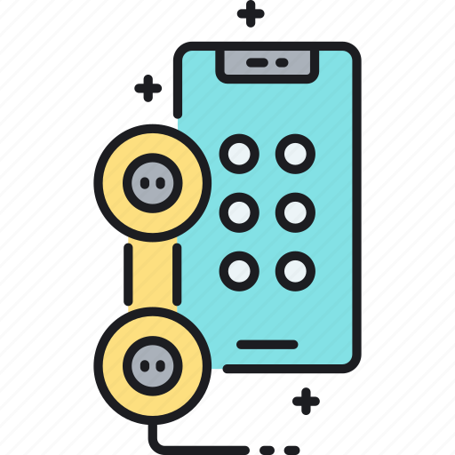 Mobile, phone, smartphone, telephone icon - Download on Iconfinder