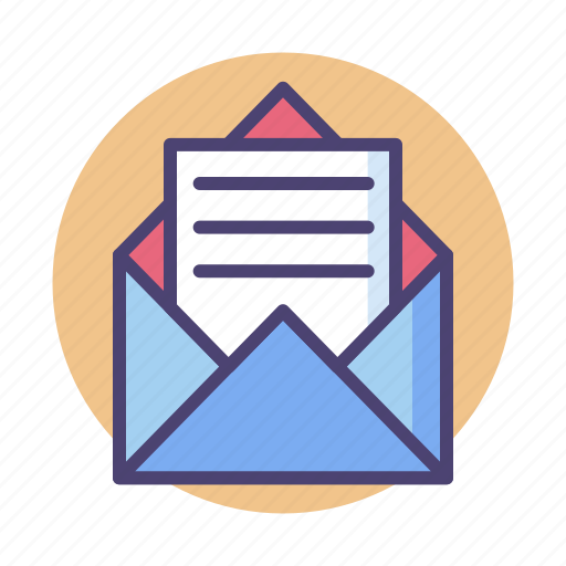 Email, letter, mail, newsletter, subscribe, subscription icon - Download on Iconfinder