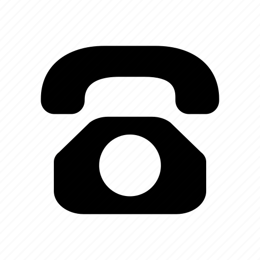 Communication, fax, landline, receiver, telephone icon - Download on Iconfinder