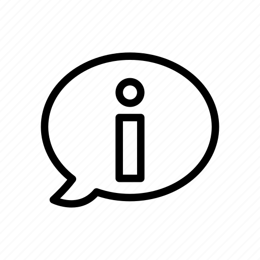 Bubble, error, exclamation, notice, warning icon - Download on Iconfinder