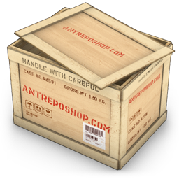 box, container, goods, palet, products, shipment, shipping, warehouse, wooden icon