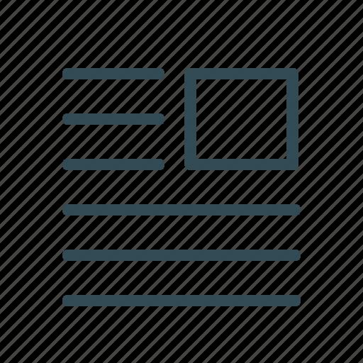 bottom align, edit tools, justigy, layout, left, lines, menu icon