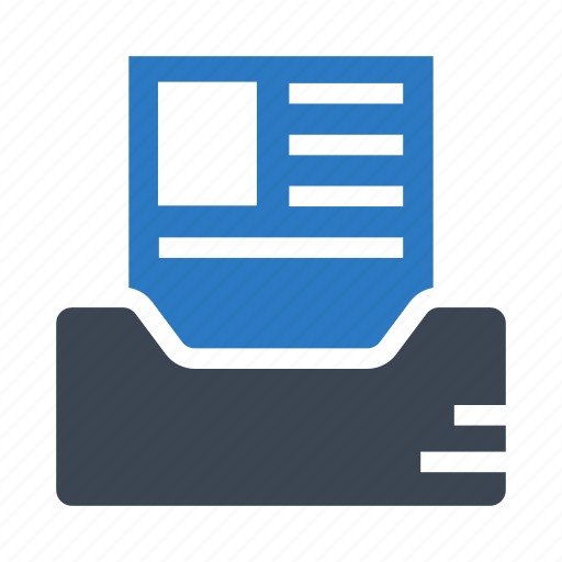 archive, cv, document, page, sheet icon