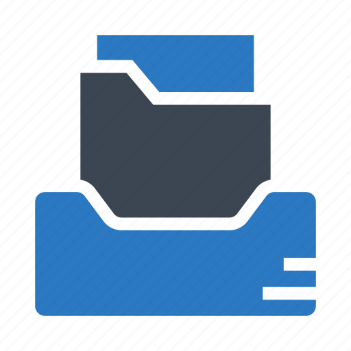Archive, cabinet, document, files, folder icon - Download on Iconfinder