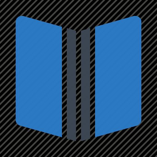 book, education, knowledge, open, school icon