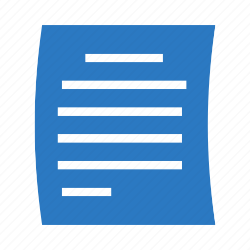 content, document, files, page, paper icon