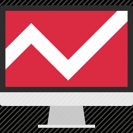 analyticis, analyze, data, google, online icon