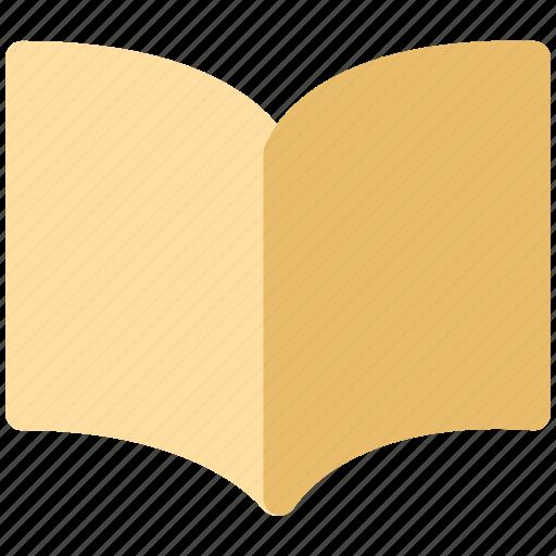 book, education, epistemology, information, knowledge, lore, reading icon