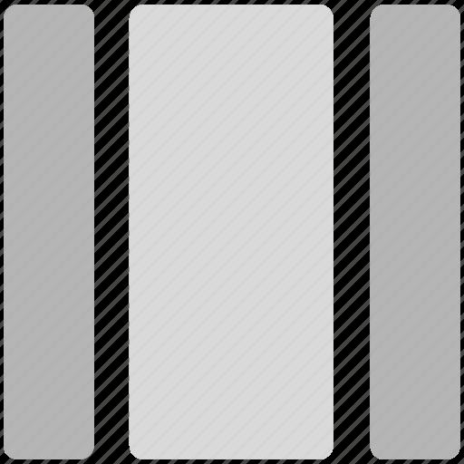 arrangement, content, display, list, menu icon