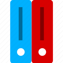 archives, business, office icon