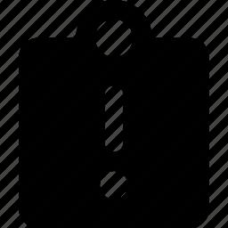 alert, clipboard icon
